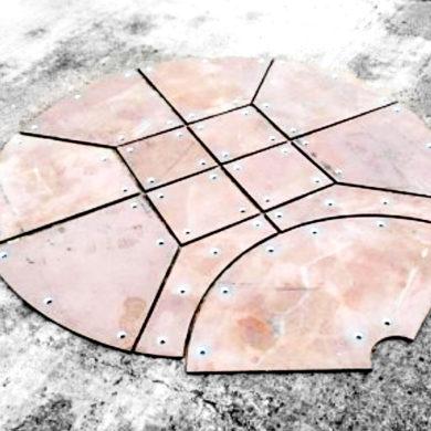 Броня бетоносмесителей