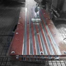 Фрезеровка габаритных деталей из износостойкой стали