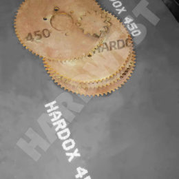 Резка зубчатых колес на гидроабразиве