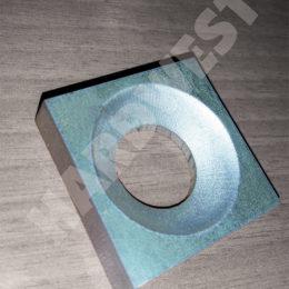 Зенковка на станке 3D