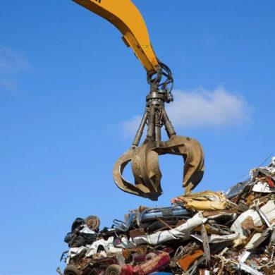 Износостойкие детали для оборудования вторичной переработки