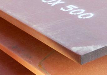 Износостойкая сталь Hardox 500